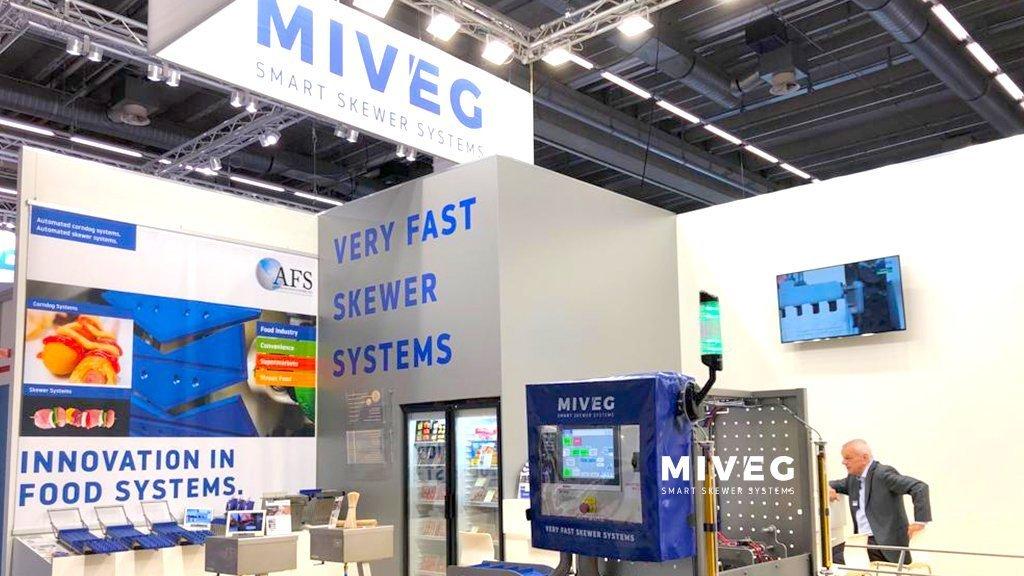 Miveg Skewer Systems · Skewer System 4080