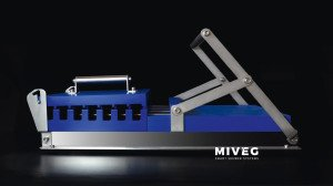 Miveg Skewer Systems · IFFA 2019 · Stick System 480
