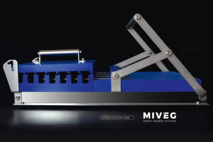 Miveg Skewer Systems · Stick System 480