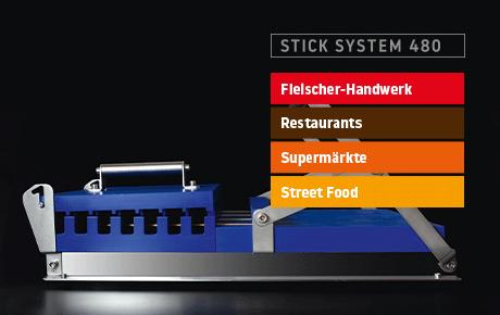 Miveg Stick System 480