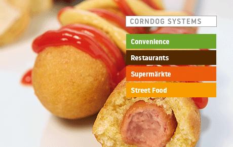 Corndog Systems