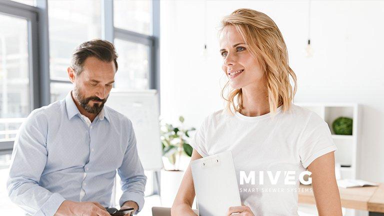 Miveg · Mitarbeitersuche Disponent, Einkäufer