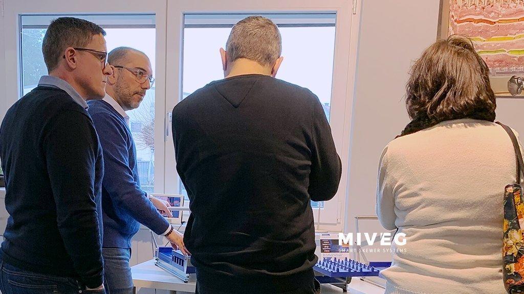 MIVEG · Spiess Systeme ·