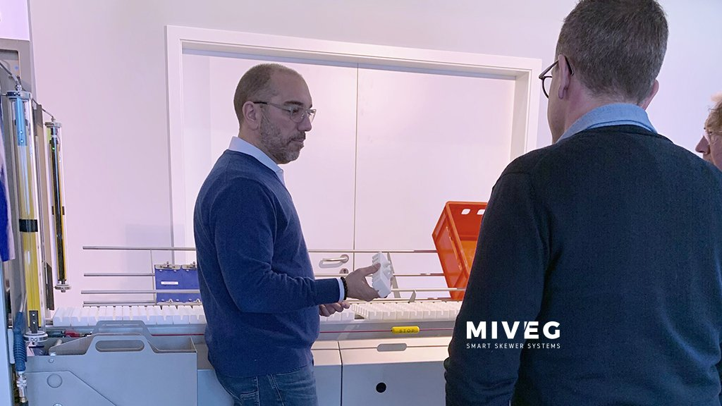 MIVEG · Skewer Systems