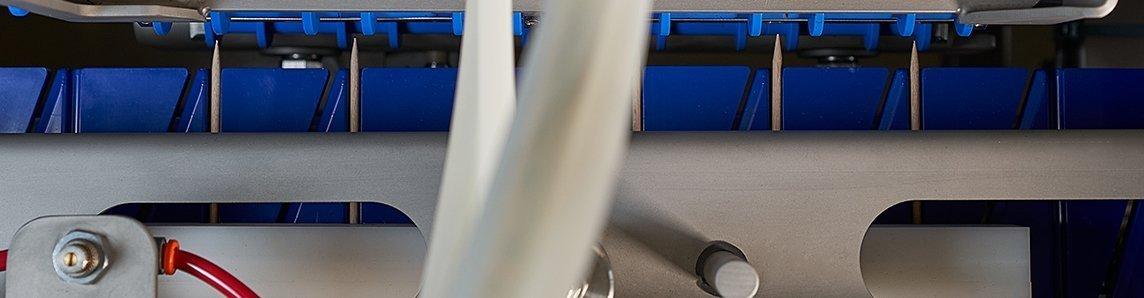 Miveg Skewer Systems · Skewer System 7200 · Hochleistungs-Spießsystem