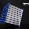 Stick System 81M · Perfekt für Minispieße, inklusive 10.000 Buchenholz-Rundspieße· Miveg Smart Skewer Systems
