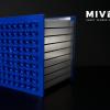 Stick System 81M · Perfekt für Minispieße · Miveg Smart Skewer Systems