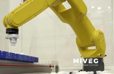 MIVEG · Smart Skewer Systems · Robotertechnik · Automation · Robotic · Robot Technology