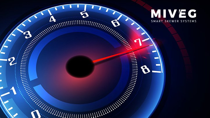 MIVEG Skewer Systems · Output skalierbar
