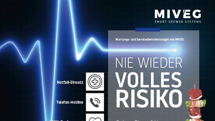 MIVEG Wartungslevel Standard Economy Business